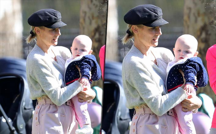 Diane Kruger Is Thankful To Have Her Daughter This Thanksgiving, Posts An Adorable Pic
