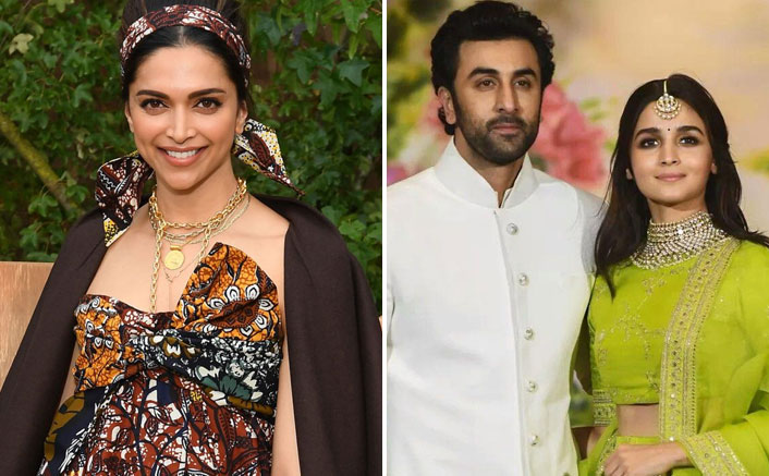 Did Deepika Padukone Just Drop A Major Hint About Alia Bhatt & Ranbir Kapoor's Wedding?