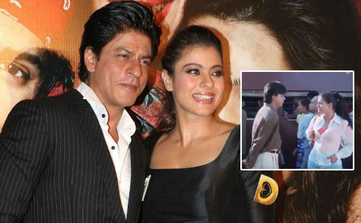 "#ThrowbackThursday: When Shah Rukh Khan Asked Kajol To Marry Him & She Replied ""Chee, Never"""