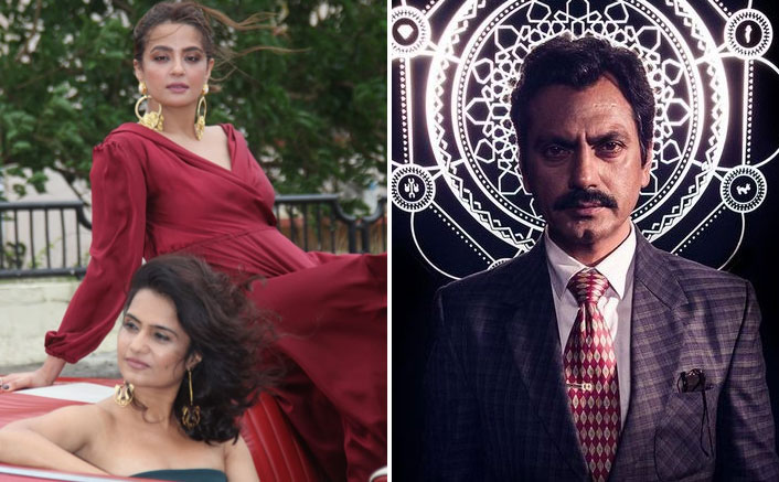 DID YOU KNOW SURVEEN AND AMRUTA'S REAL LIFE HUSBANDS WERE PART OF SACRED GAMES?