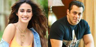 Disha Patani Calls Salman Khan A Santa Claus & The Reason Is Adorable