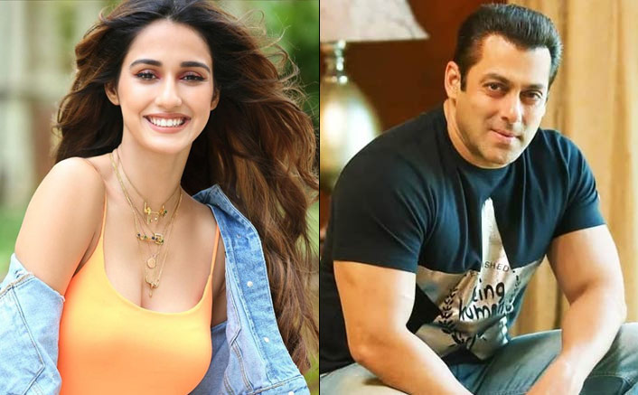 Disha Patani Calls Salman Khan A Santa Claus Yet Again & The Reason Is Legit!