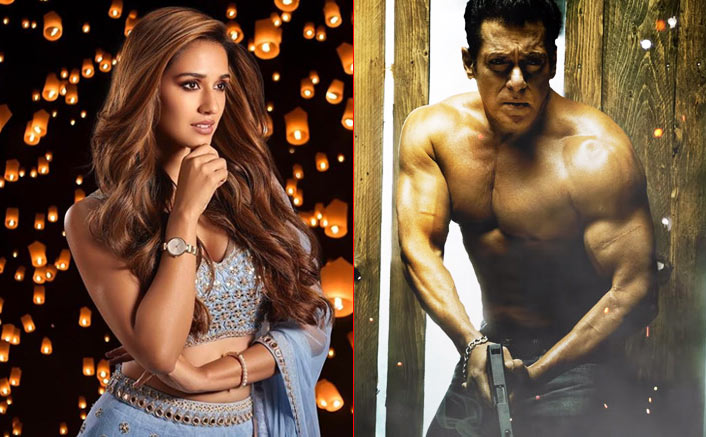 Disha Patani Shares All About Working With Salman Khan In Radhe & We Agree She's One Lucky Woman!