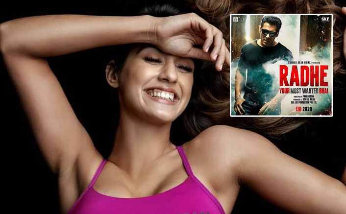 Radhe: Disha Patani's BTS For Salman Khan Starrer Includes Pizza & Donuts!