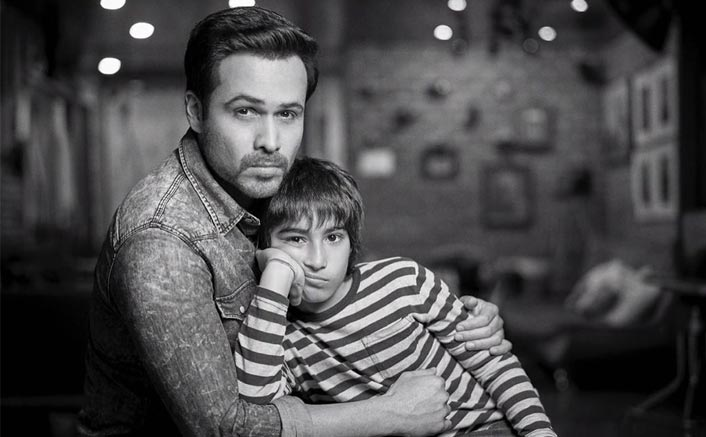 Doting Dad Emraan Hashmi Does An Adorable Photoshoot With Son Ayaan