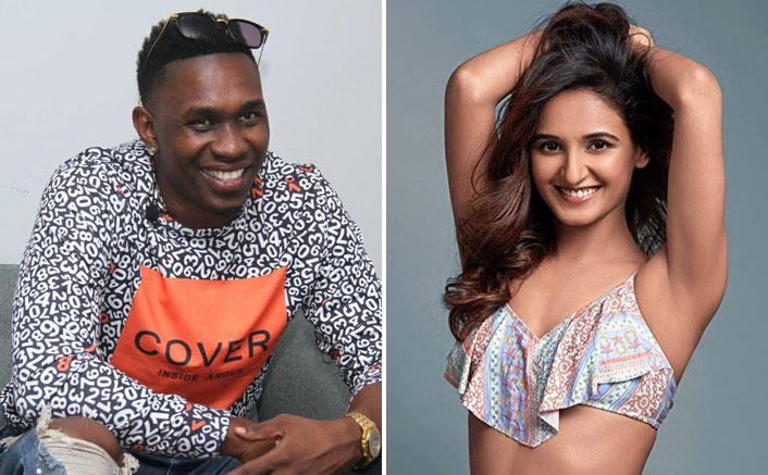 Dwayne Bravo belts out 'The Chamiya Song' with Shakti Mohan