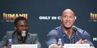 Dwayne Johnson opens up on possibility of 'Jumanji 3'