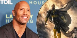 Dwayne Johnson set for superhero debut as 'Black Adam' in 2021