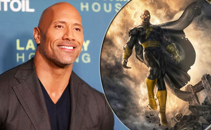Dwayne Johnson AKA The Rock Lives His Superhero Dream With Black Adam; Release Date OUT!