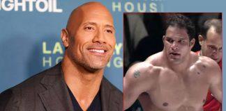 Dwayne Johnson to play UFC champion Mark Kerr