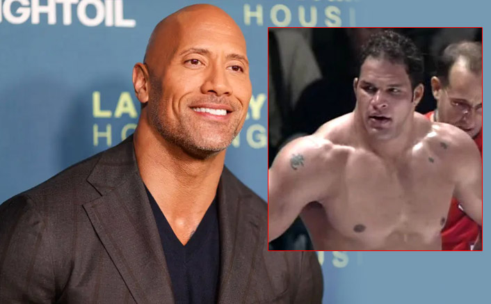 Dwayne Johnson To Play His FIRST Ever Dramatic Role As UFC Champ Mark Kerr!