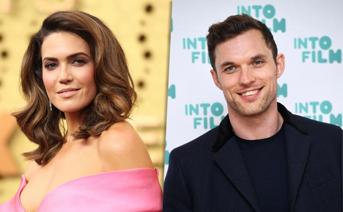Ed Skrein on Mandy Moore: She is a force of nature