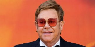 Elton John once wore a diaper for a Las Vegas gig