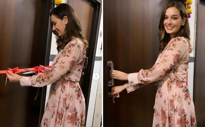 Evelyn Sharma Is Extremely Happy As She Fulfills Her Dream Of Buying Her Own Flat in Mumbai