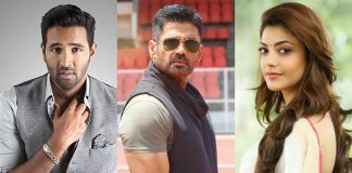 EXCLUSIVE: Here's The EXCITING Cast Of Hollywood Flick Starring Suniel Shetty, Vishnu Manchu and Kajal Aggarwal