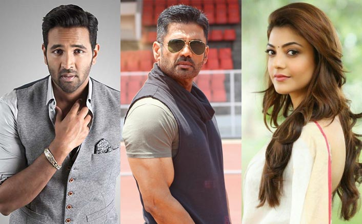 EXCLUSIVE: Revealing The EXCITING Cast Of Hollywood-Tollywood Crossover Flick Starring Suniel Shetty, Vishnu Manchu and Kajal Aggarwal