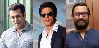 EXCLUSIVE: Shah Rukh Khan In Laal Singh Chaddha, Aamir Khan Eyes On ROPING In Salman Khan Too!