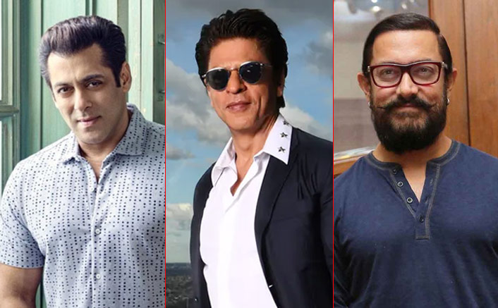 EXCLUSIVE: Shah Rukh Khan In Laal Singh Chaddha, Aamir Khan Eyes On ROPING In Salman Khan Too!