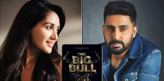 EXCLUSIVE! The Big Bull: Nikita Dutta Has This To Say When Asked If She's Working With Abhishek Bachchan In The Film