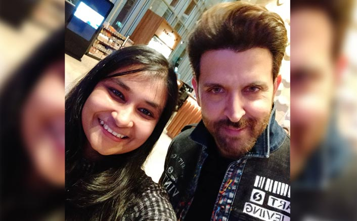 Fans across the world cannot keep calm; Hrithik Roshan's fan frenzy stays unfathomable!