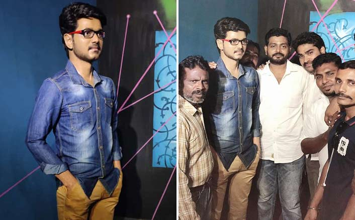 Fans Flock In To Get Selfies With Newly Unveiled Wax Statue Of Thalapathy Vijay At A Museum In Kanyakumari