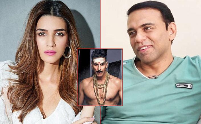 Farhad Samji Spills The Beans On Kriti Sanon's Part In Bachchan Pandey
