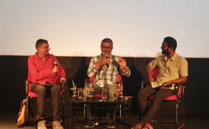 Filmmakers Nitesh Tiwari and Vetri Maaran in conversation at the 50th edition of IFFI