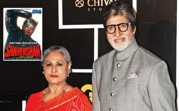 #FlashbackFriday: When Jaya Bachchan Penned Down The Original Draft Of Amitabh Bachchan's Shahenshah