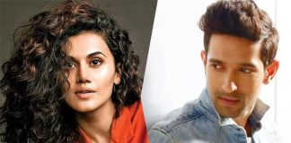 Fresh Pairing Alert! Taapsee Pannu-Vikrant Massey Come Together For A Romantic-Thriller
