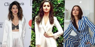 From Priyanka Chopra Jonas To Deepika Padukone, Here Are All The B-Town Actresses Who Have Rocked Pant-Suit Look Like A BOSS!