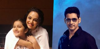 Frozen 2: Mahesh Babu Shares An Adorable Picture Of Daughter Sitara & Nithya Menen