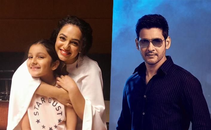 Frozen 2: Mahesh Babu Shares An Adorable Picture Of Daughter Sitara & Nithya Menen
