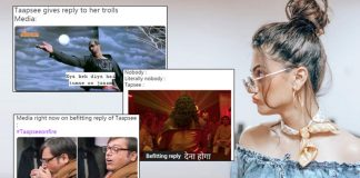 FUNNIEST Memes From Taapsee Pannu's #TaapseeOnFire Twitter Trend That's Breaking The Social Media