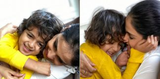 Genelia gets emotional on her first born Riaan's birthday