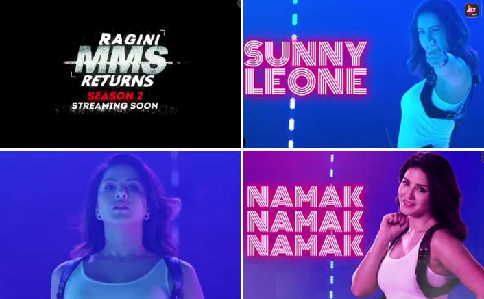 "ZEE5-ALT Balaji's Ragini MMS Returns Season 2: Sunny Leone Is All Set To Say ""Hello Ji"" With The Biggest Party Track"