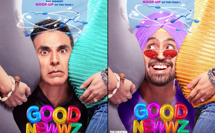 Good Newwz FIRST Posters