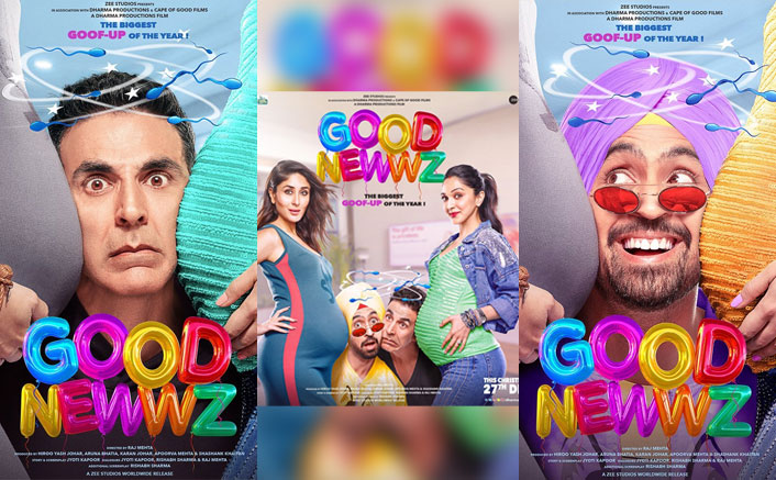 Good Newwz Posters On 'How's The Hype?': BLOCKBUSTER Or Lacklustre? Vote Now!