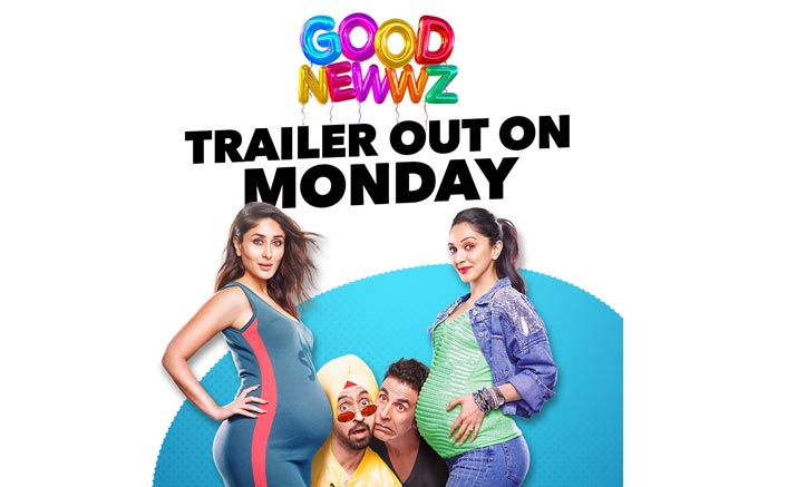 Good Newwz: Trailer Date Of Akshay Kumar-Kareena Kapoor Khan Starrer OUT!