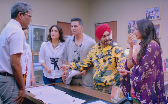 Good Newwz Trailer Review: Akshay Kumar, Kareena Kapoor Khan, Diljit Dosanjh & Kiara Advani's Film All Set To End 2019 On A Happy Note