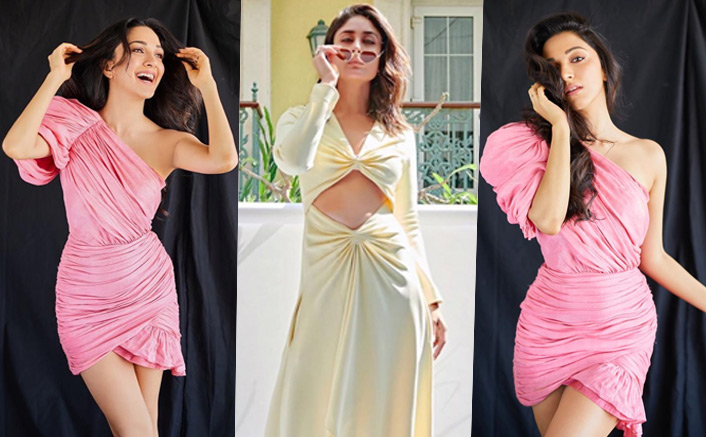 Good Newzz Trailer Launch: Kareena Kapoor Khan's Yellow Dress Or Kiara Advani's Pink Mini Dress; Who Is Your Pick?