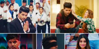 Guru Randhawa's heart touching tale of heartbreak 'Black' out now!