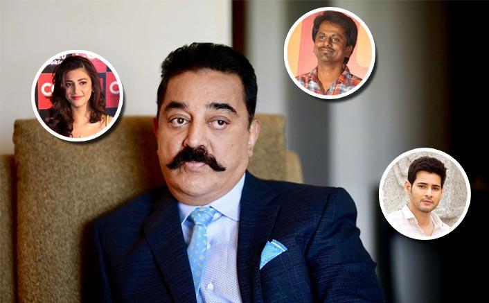 Happy Birthday 'Ulaganayagan' Kamal Haasan: Mahesh Babu, Kajal Aggarwal, Shruti Haasan & A.R Murugadoss Take On Social Media To Wish The Acting Legend