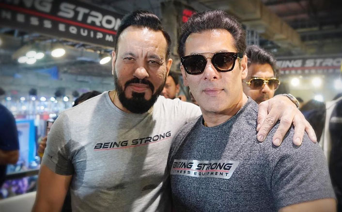Salman Khan From Being Human To Being Strong Has Had One Thing Constant - Bodygaurd Shera