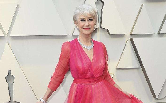 Helen Mirren: I'm incredibly trusting