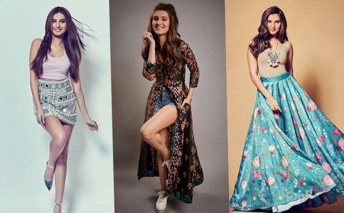 Here Are The Best Looks Of Tara Sutaria From Marjaavaan Promotions!