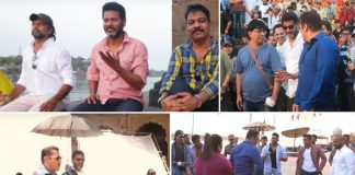 *Here's a glimpse into the Behind the scenes action went into making of Hud Hud, superstar song from Dabangg 3*
