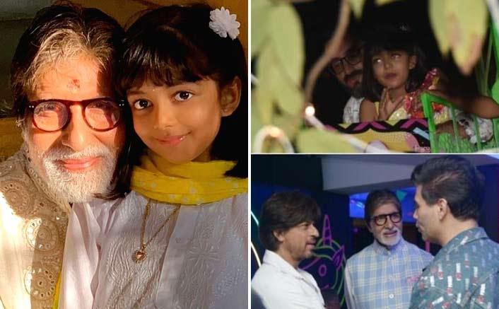 Aaradhya Bachchan's 8th Birthday: Shah Rukh Khan, Karan Johar, Riteish Deshmukh Along With Their Kids Join The Celebrations