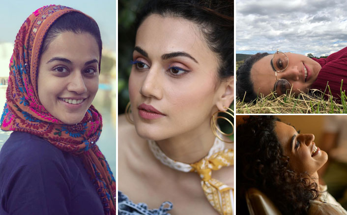 Here's Taapsee Pannu Guide To Healthy & Glowing Skin Like Hers Without Spending A Penny!