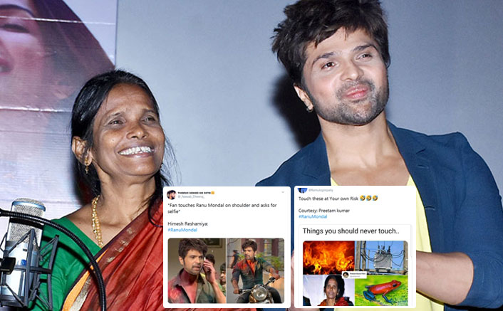 Himesh Reshammiya's Prodigy Ranu Mondal's Viral Arrogant Video Gives Birth To Hilarious Memes
