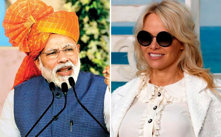 Baywatch Icon Pamela Anderson Urges PM Narendra Modi To Match Levels With China, Germany In Promoting Veganism